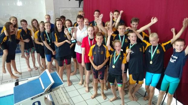 Paignton Swim To Cup Victory