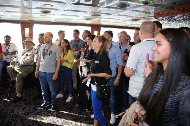 2018 PAIMA Networking / Karaoke / Sightseeing Cruise