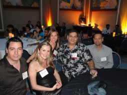 Ramon Sierra and Paima members