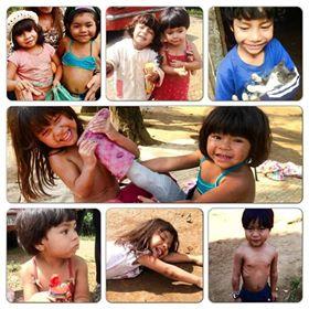 Ação Natalina em prol dos índios Guaranis