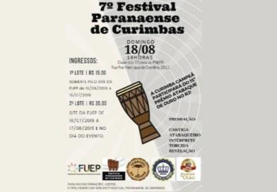 7° Festival Paranaense de Curimbas