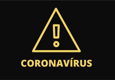 Coronavírus – atenção!