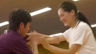 綾瀬はるかレスリングエロ画像