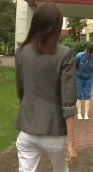 桐谷美玲お尻パン線エロお宝画像