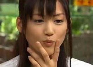 綾瀬はるかのフェラ顔&キス顔