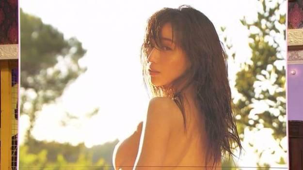 田中みな実乳首チラリ・ポチっとしちゃったエロお宝画像