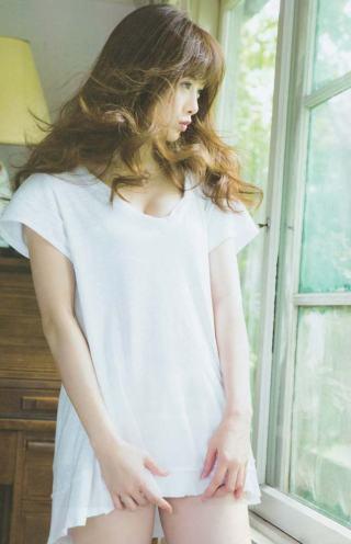 白石麻衣水着・下着エロお宝画像