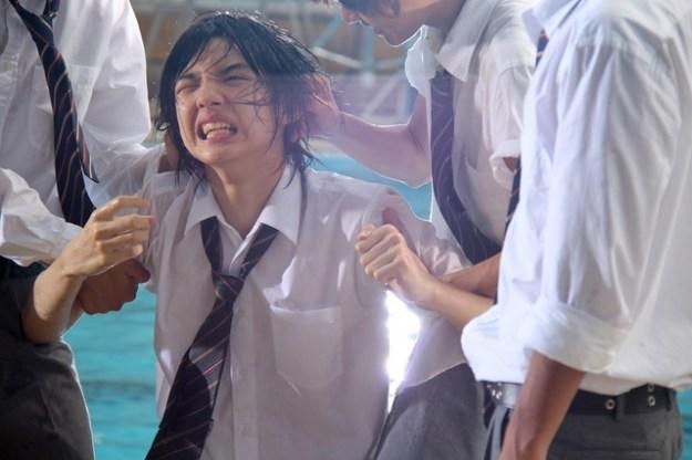 小松菜奈映画「乾き。」濡れ透けエロお宝画像