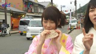 川栄李奈のエロいフェラ顔お宝画像