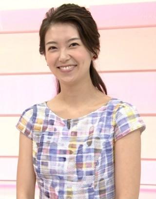 和久田麻由子アナおっぱいエロ画像12