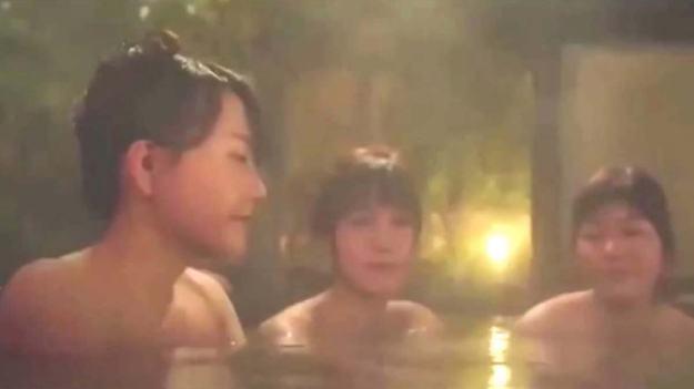 有村架純ヌード入浴シーンでおっぱいポロリ乳首露出