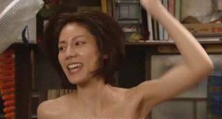 松下奈緒ハダカ踊りエロお宝画像