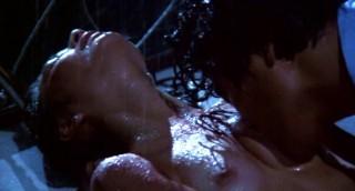 高樹沙耶ヘアヌード濡れ場画像映画 沙耶のいる透視図(1983年) チ・ン・ピ・ラ(1984年)12