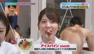 佐藤真知子アナのエロいフェラ顔お宝画像