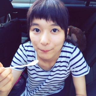 芳根京子エロいフェラ顔お宝画像 24