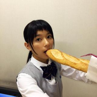 芳根京子エロいフェラ顔お宝画像 3