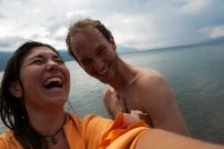 Lago di Ohrid, Macedonia