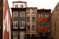 Case strette di Porto