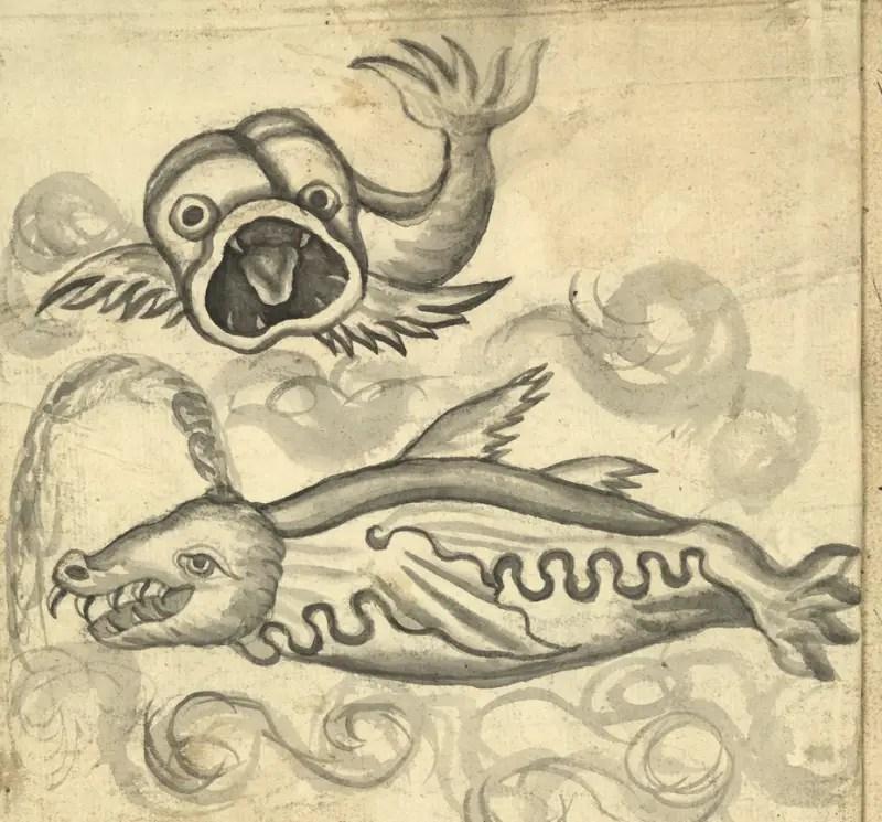 Un disegno degli allievi della scuola di disegno del Lavra, XVIII sec.