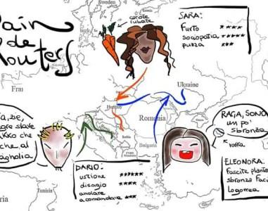 Sasha, Belgrado e quei cani. Couchsurfing e storie di un serbo pazzo-buono