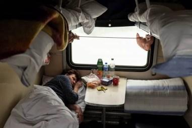Diari di viaggio | In treno verso Ekaterinburg, la porta della Siberia