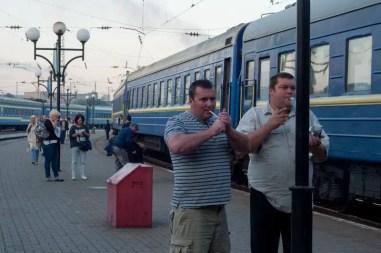 Appunti da un viaggio in Ucraina da sola. In treno tra Kiev, Lviv e Odessa