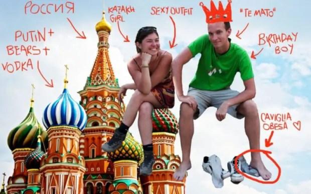 Erasmus in Russia Mosca