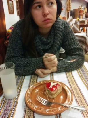"Da Taras-Bulba, la celeberrima torta ""Moskva"""