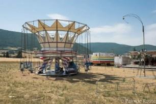 Un Luna Park fuori Norcia