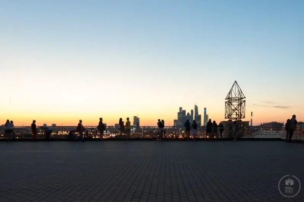 10 cose particolari da vedere a Mosca leninsky prospekt viewpoint