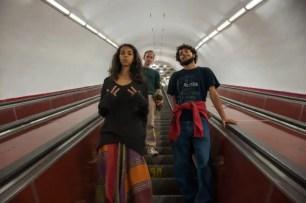 Fare brutto in metro a Yerevan