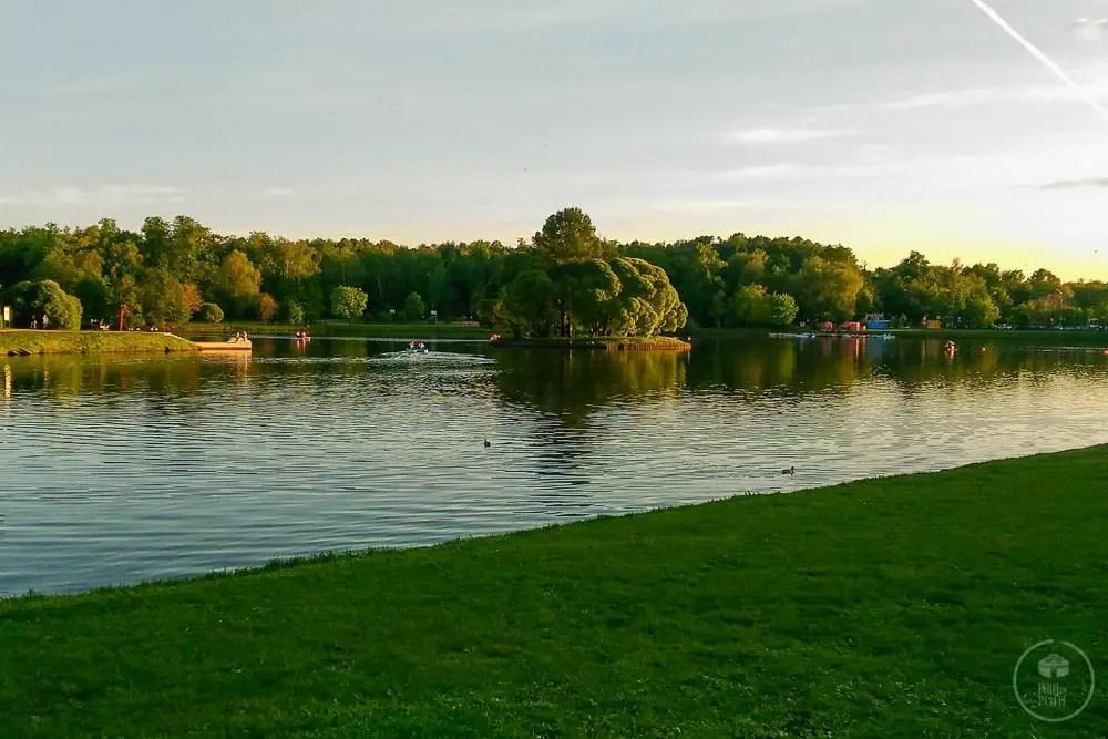 Tsaritsyno Park Mosca