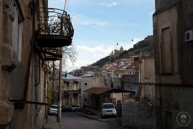 Tbilisi, visitare la Georgia