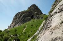 La Montagna Sacra di Osh, Kyrgyzstan