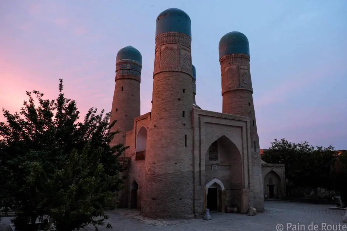 La moschea Char Minar