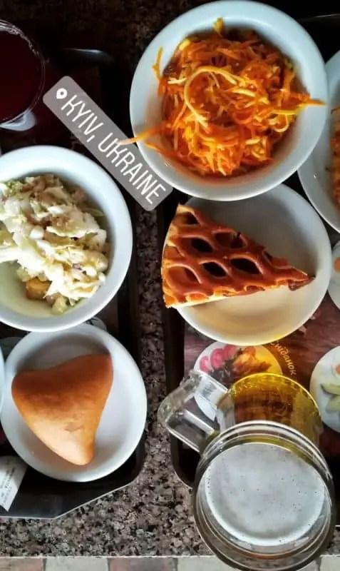 Un classico pranzo da Puzata Hata