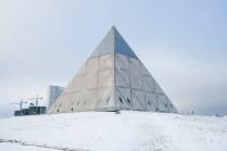 La Piramide, Astana
