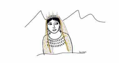 Appunti dal Tagikistan. Di spose bianchissime, dell'Afghanistan e di una bambina di nome Bibi
