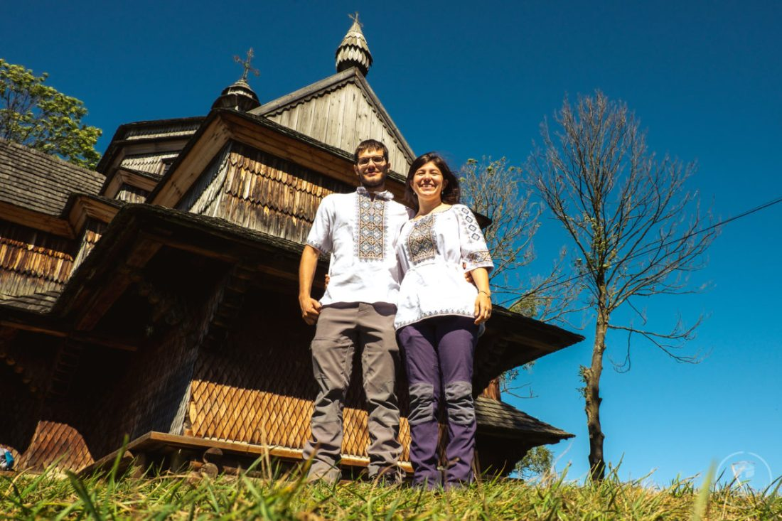 carpazi ucraina itinerario visitare
