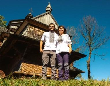 Carpazi d'Ucraina: itinerario di confine e romanticissimo