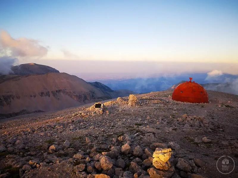 Trekking al monte amaro in majella