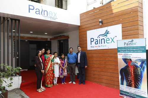 Team Painex - Painex Clinic Apte Road