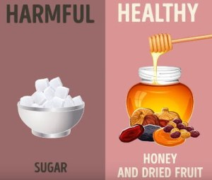 healthy and unhealthy food list, full body blood test