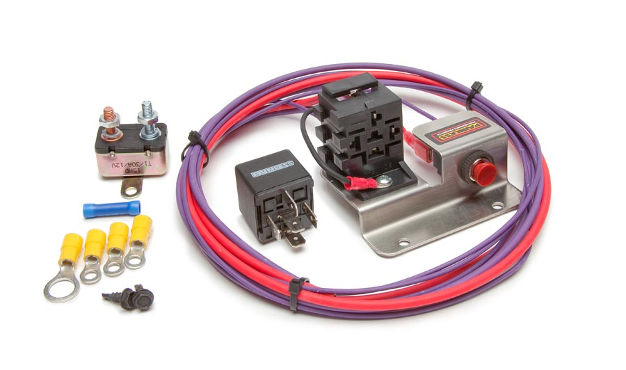 Hot Shot Plus With Engine Bump Switch Relay Kit