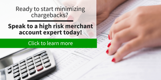 Click HERE to Speak With An Chargeback Prevention Expert