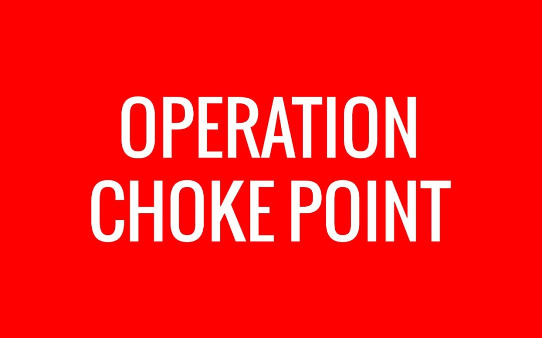 2015: The Year Operation Choke Point Targeting High Risk Merchants Got Defeated