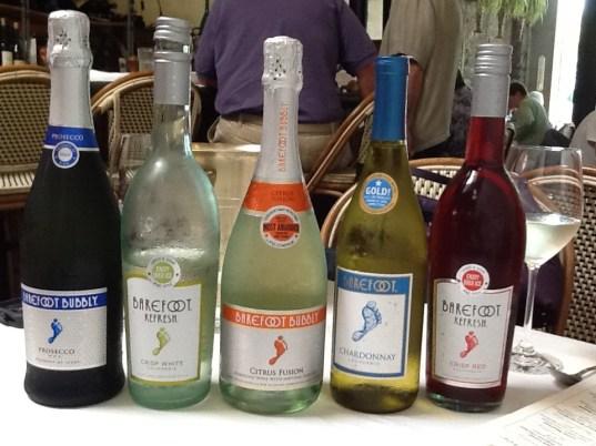 Barefoot Wines 2