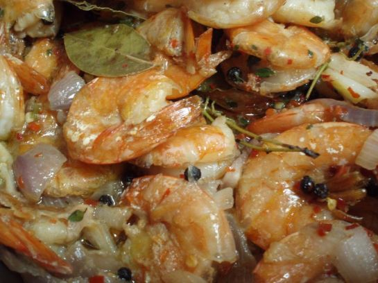 Barbecued Shrimp-GPerez