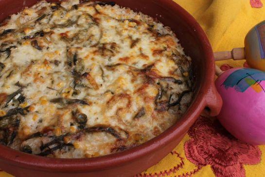 Baked Fiesta Rice
