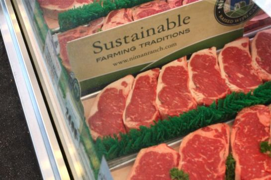Sustainably Raised Beef at Marconda's Meats